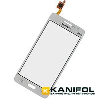 Тачскрин (сенсор) Samsung Galaxy Grand Prime G531H/G531 Белый