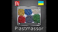 Метрический крепеж из АБС пластика на заказ