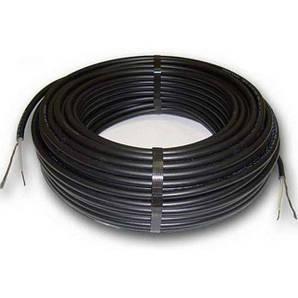Обогрев кровли и водосточных труб нагревательный одножильный кабель PROFI THERM (Eko плюс) 23 - 160 Вт.