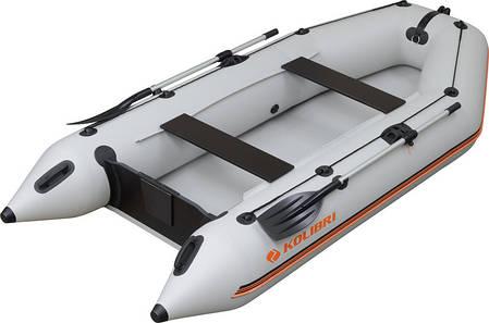Надувная лодка KOLIBRI KM-280PP, фото 2