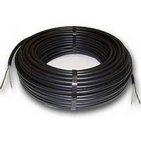 Обогрев кровли и водосточных труб нагревательный одножильный кабель PROFI THERM (Eko плюс) 23 - 2675 Вт.