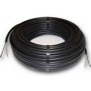 Обогрев кровли и водосточных труб нагревательный одножильный кабель PROFI THERM (Eko плюс) 23 - 330 Вт.