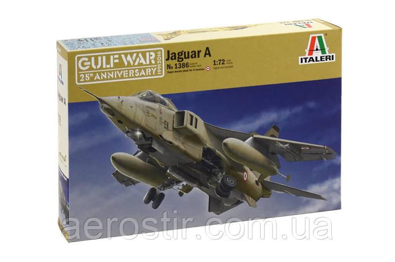 Jaguar A,1/72 Italeri 1386