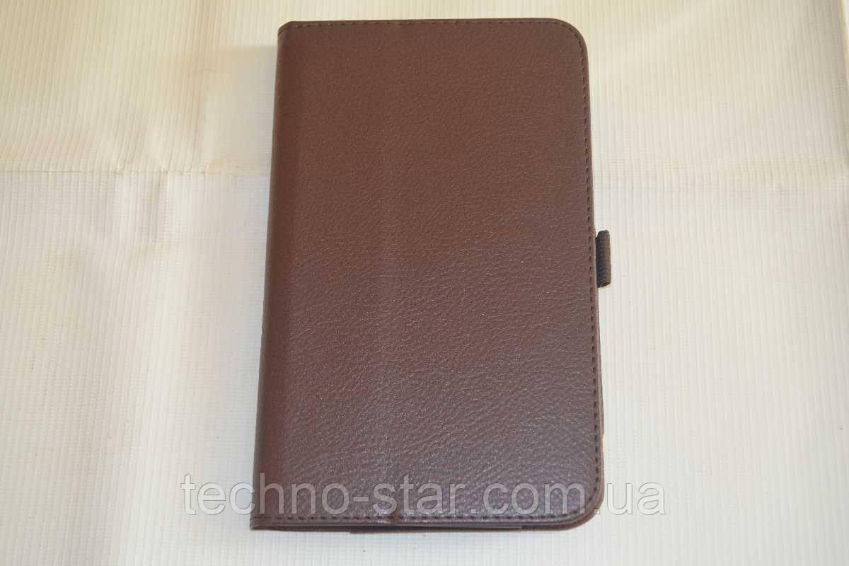 Чехол-книжка для Asus FE170CG FE170 ME170CG ME170C ME170 ME70 K012 K017 K01A (коричневый цвет)