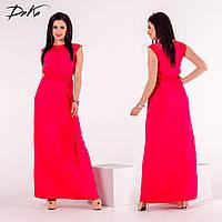 Женское  длинное платье 42-48