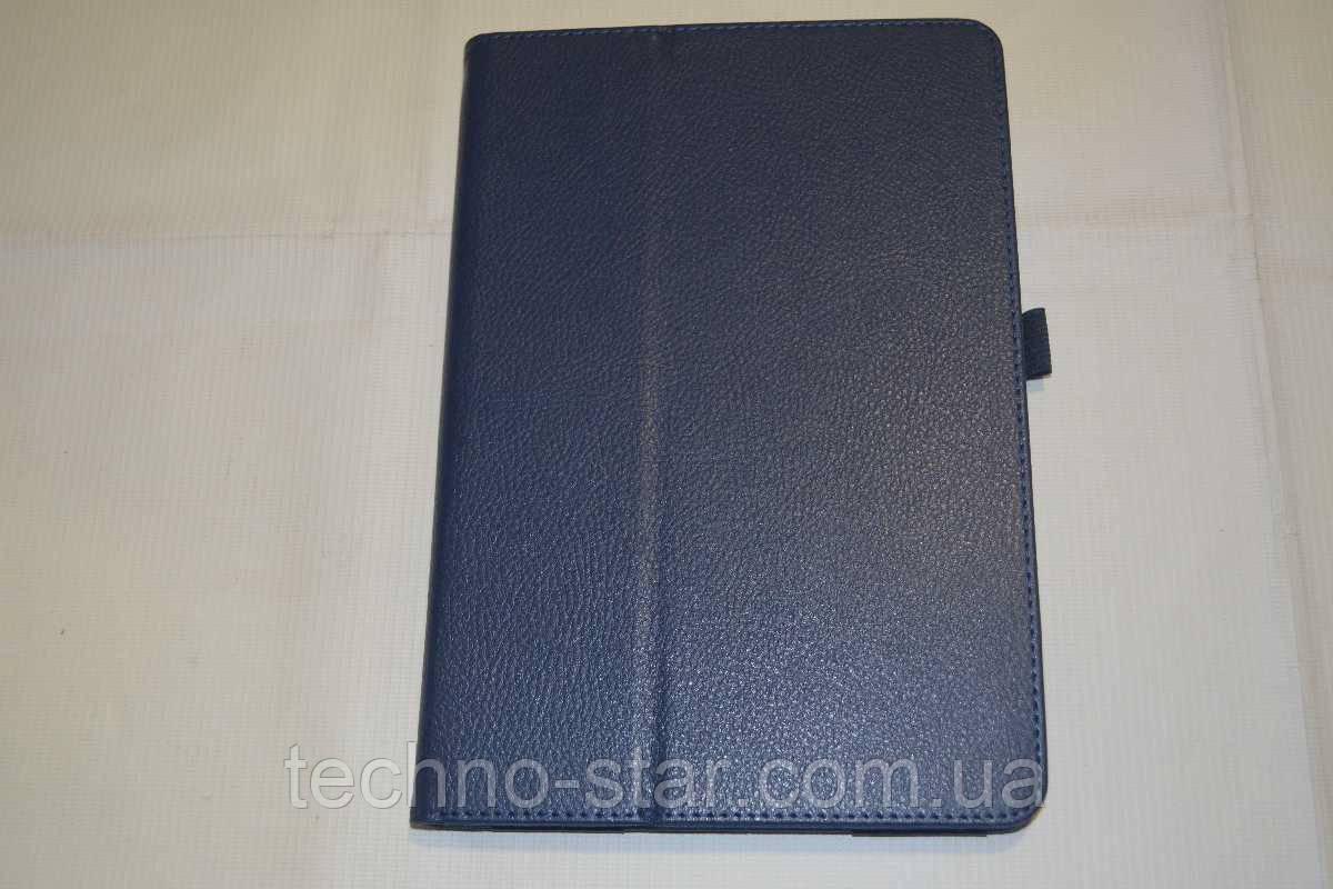 Чехол-книжка для Asus ZenPad 3S 10 Z500 Z500M Z500KL P027 (темно-синий цвет)