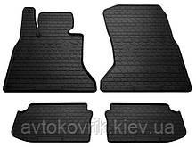 Резиновые коврики в салон BMW 5 (F11) 2010-2013 (STINGRAY)