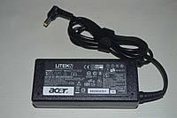 Блок питания Acer 19V 3.42A Aspire 1640 1650 2000 3050 3500 3610 5100 7100 9400 TravelMate 2300 3210 (класс А)