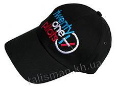 Бейсболка TWENTY ONE PILOTS (лого)