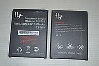 Оригинальный аккумулятор (АКБ, батарея) Fly BL9003 для FS452 Nimbus 2, фото 1