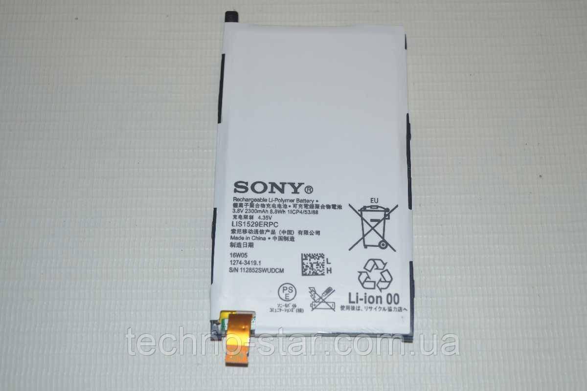 Оригінальний акумулятор LIS1529ERPC для Sony Xperia Z1 Compact D5503   M51w