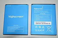 Оригинальный аккумулятор (АКБ, батарея) для Highscreen Easy S | Easy S Pro 2200mAh