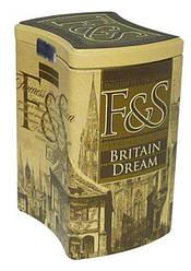 Чай черный  F&S - Британская мечта 200 г ж\б