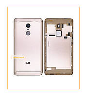 Задняя крышка Xiaomi Redmi Note 4 Gold