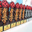 Кубок, спортивные награды, кубок карате, фото 6