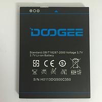 Оригинальный аккумулятор (АКБ, батарея) B-DG500C для Doogee Discovery DG500 2800mAh