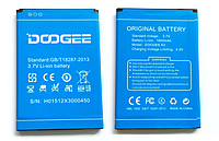Оригинальный аккумулятор ( АКБ / батарея ) для Doogee X3 1800mAh