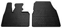 Резиновые передние коврики для BMW i3 (I01) 2013- (STINGRAY)