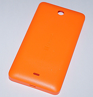 Задняя оранжевая крышка для Microsoft Lumia 430