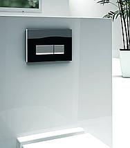 Панель смыва KOLLER POOL Integro Black Glass, фото 2