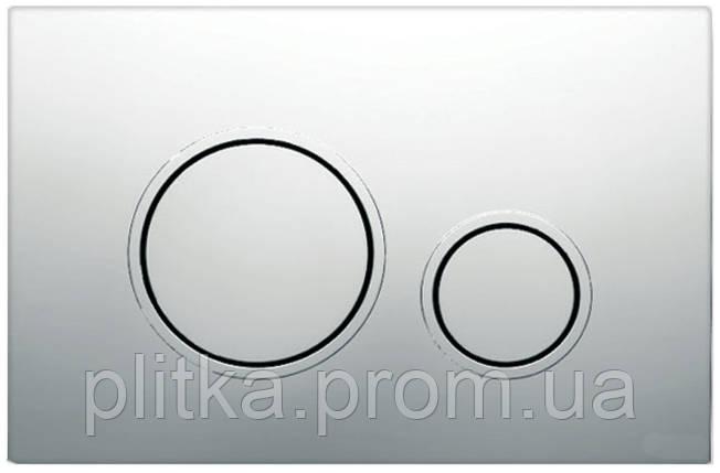 Панель смыва KOLLER POOL Twin Chrome, фото 2