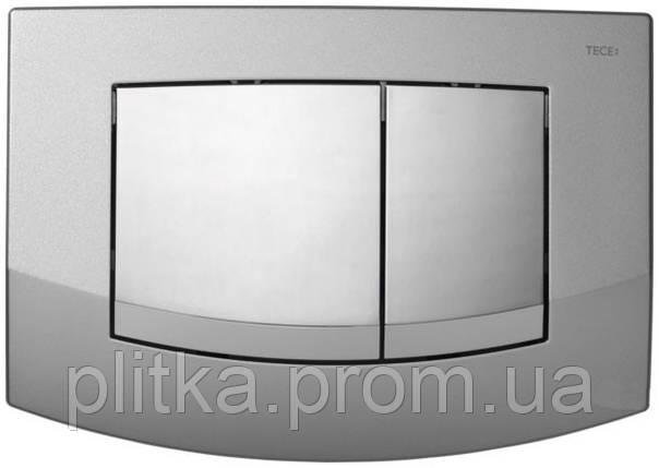 Панель смыва TECE TECEambia Matt Chrome/Bright Chrome Buttons 9240253, фото 2