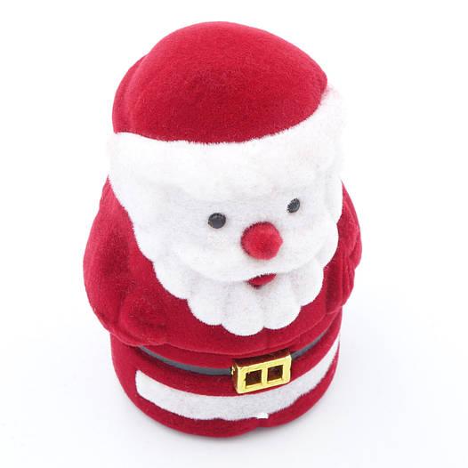 """Футляр для кольца """"Дед мороз"""""""