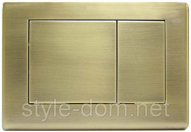 Панель смыва TECE TECEplanus Bronze 9240366, фото 2