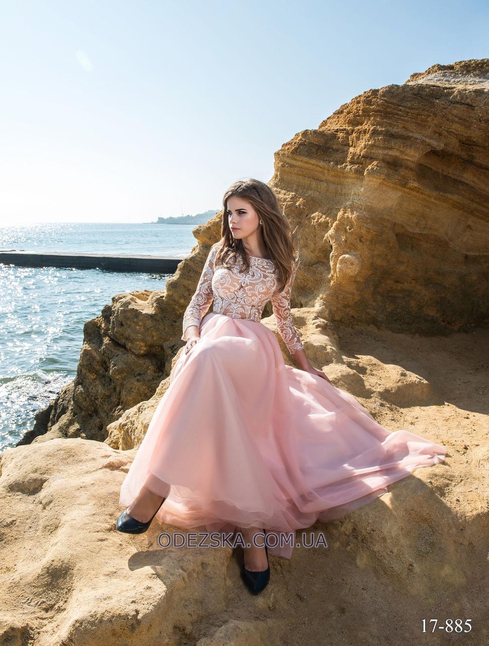 Купить красивое бальное платье новинка