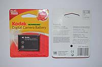 Аккумулятор Kodak KLIC-7000 для LS753 LS755 LS4330 Slice Zoom M590