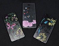 Чехол силиконовый Huawei Y7 ,Tatoo (Хуавей у7, Чехол-накладка, бампер, защита для телефонов, кейс )