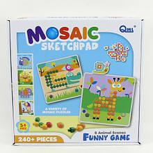 Дитяча різнобарвна мозаїка Mosaic Sketchpad