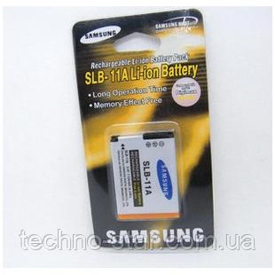 Аккумулятор Samsung SLB-11A для CL65 | CL80 | TL320 | ST1000 | WB100 | WB1000 | WB5000