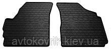 Резиновые передние коврики в салон Chery QQ 2003- (STINGRAY)