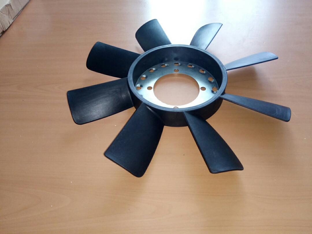 Крыльчатка вентилятора Е-2 (с эл.муфтой) 8 лопастей