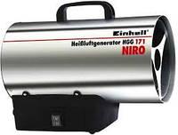 Тепловая пушка Einhell HGG 171 Niro (газовая)