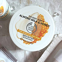 Баттер для тела The body shop - Almond milk&Honey
