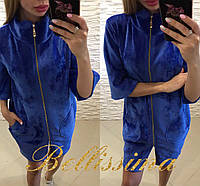 Женское стильное пальто-кардиган (расцветки)
