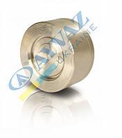 Клапан межфланцевый  диск нерж CV10p Ду40