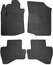 Резиновые коврики в салон Citroen  C1 II 2014- (STINGRAY)