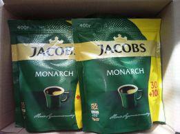 Кофе растворимый якобс монарх опт