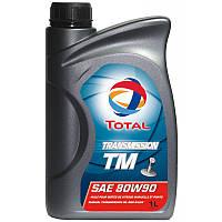 Масло трансмиссионное TOTAL TRANSMISSION ТМ 80W90 1л