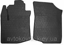 Резиновые передние коврики в салон Citroen  C1 II 2014- (STINGRAY)