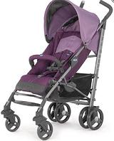 Детская прогулочная коляска-трость Chicco Lite Way Top Purple