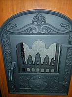 Дверцята пічні Barokk 380*500