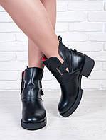 """Кожаные ботинки """"dizel"""" 5520-28"""