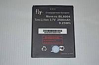 Оригинальный аккумулятор (АКБ, батарея) Fly BL8004 для IQ4503 Era Life 6