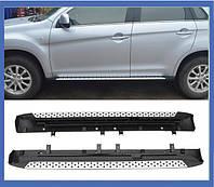 Боковые пороги Mitsubishi ASX