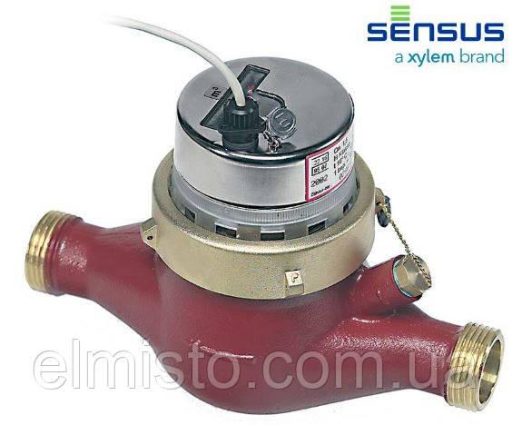 """Счетчики воды Sensus AN 130 Qp 1,5 DN15 1/2""""  многоструйные для горячей воды 130°C с передатчиком импульсов"""