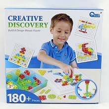 Цікава дитяча мозаїка Craetive Discovery